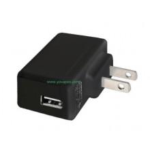 Cargador con entrada USB