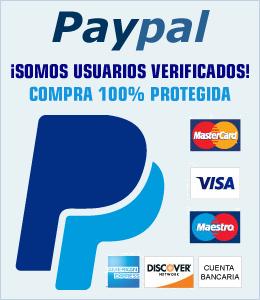 Paypal pago con tarjeta de credito o debito